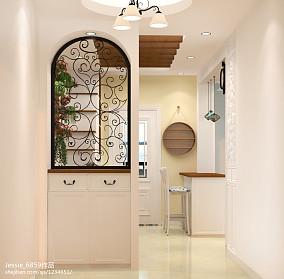 长条厨房设计