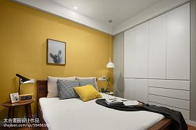 暖色系卧室装修案例