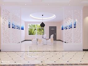 美式风格家居设计别墅装修效果图