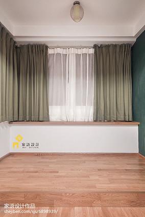 2018小户型儿童房日式装修设计效果图