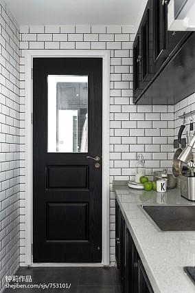 精选北欧小户型厨房装修效果图