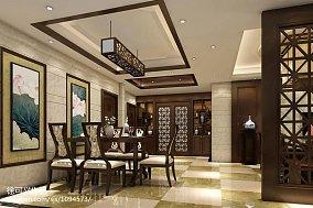 四室两厅两卫客厅装修效果图片