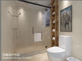 日系风格客厅效果图片