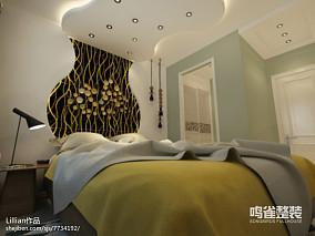 欧式豪华别墅室内窗帘图片