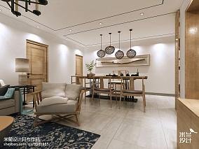 2018精选面积88平中式二居客厅欣赏图片大全