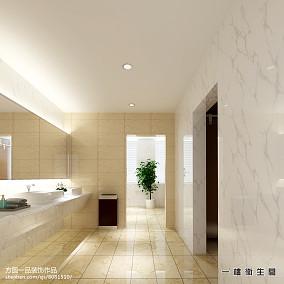 大气120平米三室一厅图片