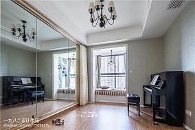 美式新古典风格卧室设计