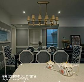 别墅客厅装修中式