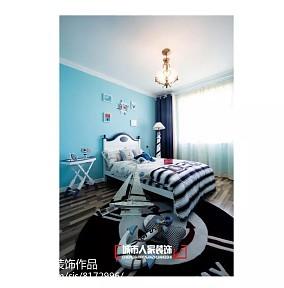 禅风简中式卧室装饰