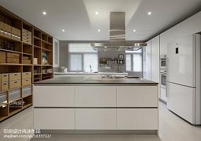 热门117平米四居厨房日式装修欣赏图
