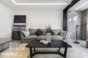 2018现代别墅客厅装修欣赏图片