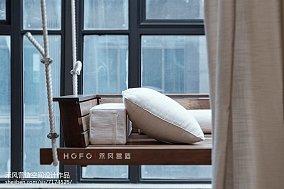 热门复式阳台东南亚装修效果图片