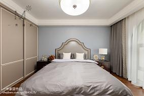 精选118平米四居卧室混搭装修欣赏图片大全