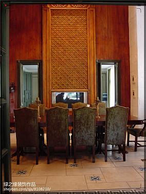 热门108平方三居客厅中式效果图