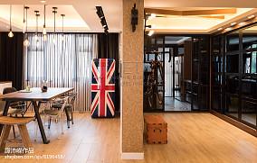 2018面积83平二居餐厅效果图片大全
