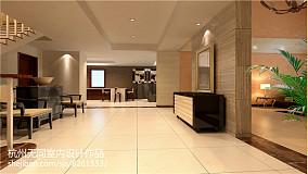 现代简约风格客厅装修效果图2013