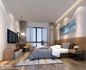 复式卧室设计