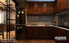 简欧式家庭橱柜设计