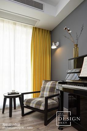 精美132平米四居休闲区现代装饰图片大全