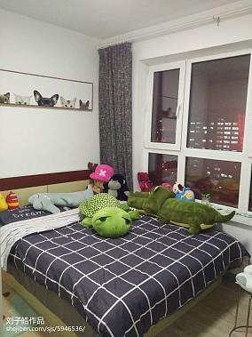 小卧室小圆凳图片
