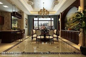欧式装修客厅柱子图片