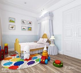 宜家室内儿童房装饰效果图