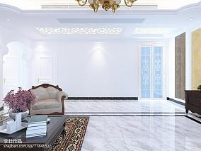 时尚欧式家庭室内装潢图片