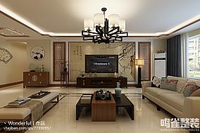 简约风格别墅起居室设计