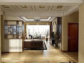精美108平方三居餐厅中式实景图片大全