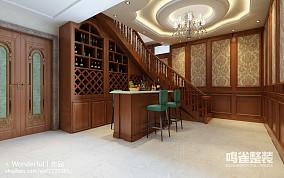 现代中式室内装修图片