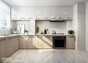 日式厨房设计图片