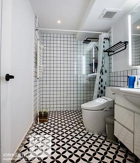 精致75平欧式二居装修案例