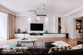 温馨79平欧式二居设计案例