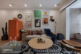 热门日式三居客厅装修实景图片大全