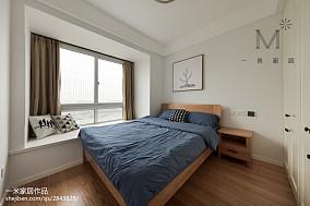 简洁83平日式三居装饰图片