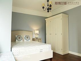 英式田园风格卧室设计图片