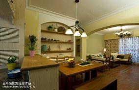 欧美风格家庭玄关设计图片