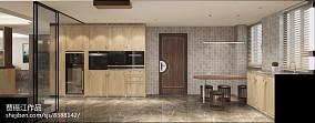 2018精选144平米四居厨房混搭装修效果图片大全
