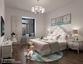 热门中式四居儿童房装修图