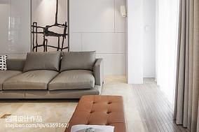 精美面积135平别墅客厅东南亚效果图片欣赏