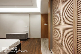 精美面积132平别墅卧室东南亚装修设计效果图片欣赏