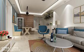 现代式家装客厅设计