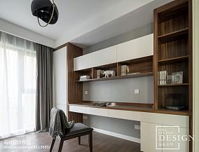 精选现代四居书房装修效果图片欣赏