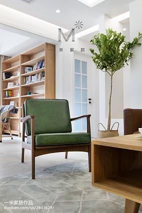 精选94平米三居客厅北欧装修设计效果图片大全
