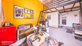 精选72平米宜家小户型客厅装饰图片