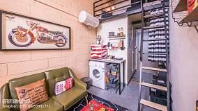 精选84平米宜家小户型客厅装饰图片