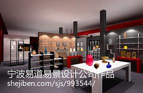 宜家风格家居开放式厨房设计图片