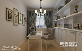 现代欧式布艺沙发图片