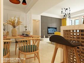 别墅新中式风格装修设计