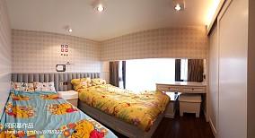 热门129平米简欧复式儿童房装饰图片欣赏